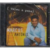 Cd Marcos Antônio   Valeu A Pena [original]